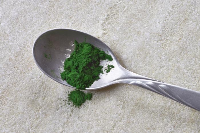 Chlorella Alge Detox Superfood
