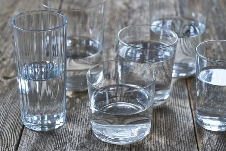 Wassertrinken Detox