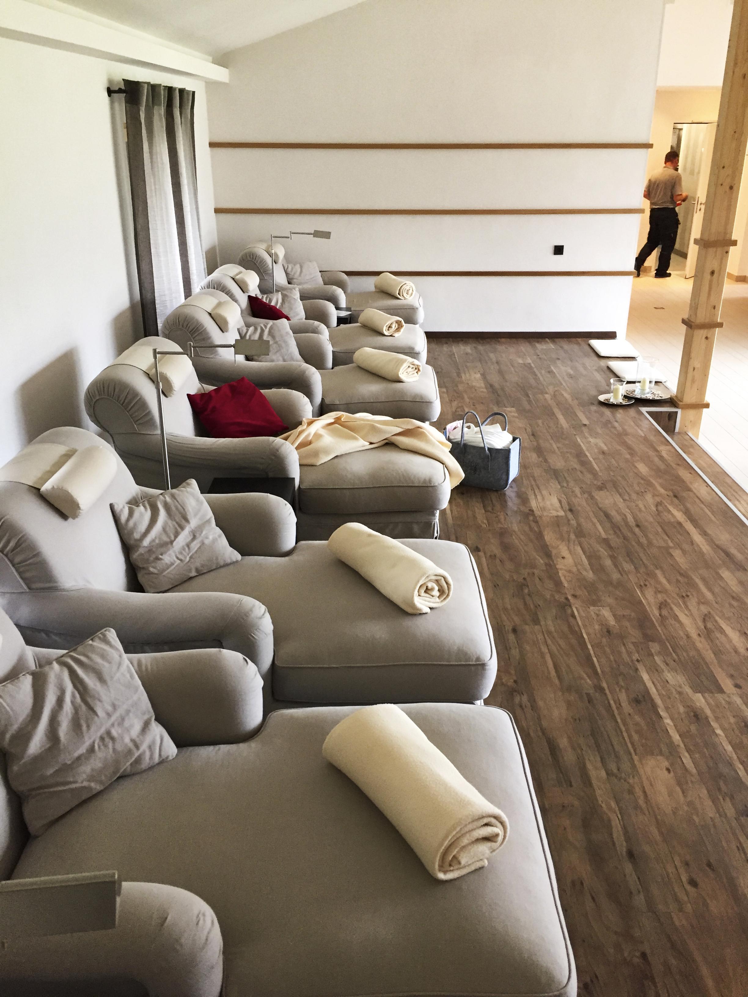 Detox Sauna Lady Spa Hotel Schuele