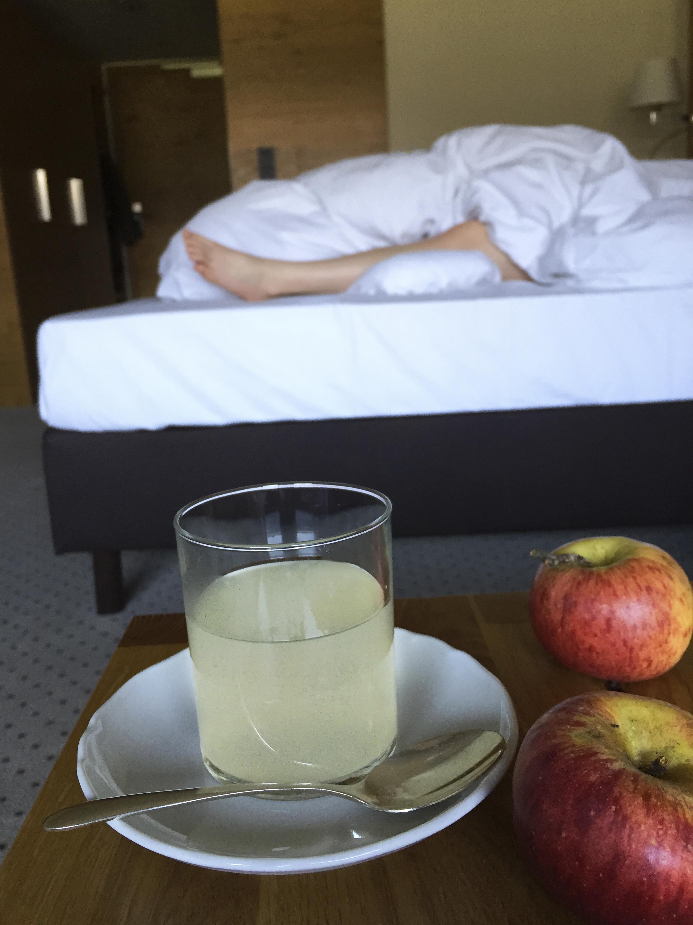 Detox Zitronenwasser