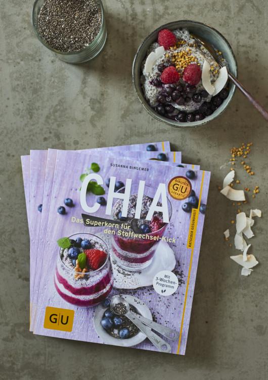 Chia-Buch Susanna Bingemer