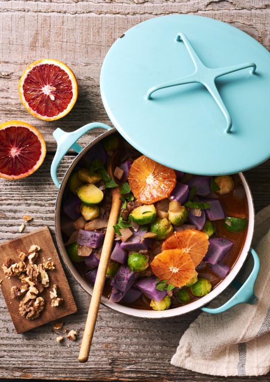 Purple Potato Curry 1