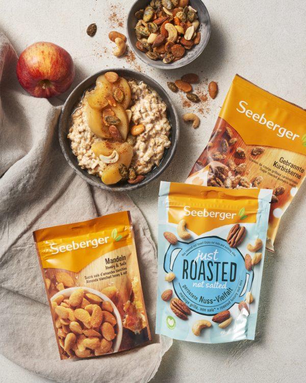 porridge-apfel-zimt-nuss-crunch-frühstück-gesund-breakfastbowl-seeberger-nuesse
